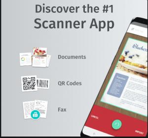 تحميل تطبيق Scanbot