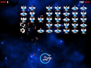 لعبة Chicken Invaders