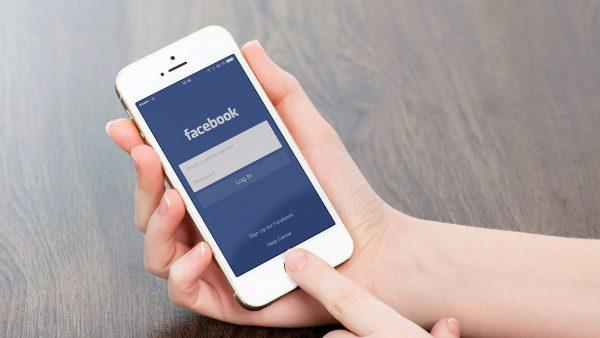 تطبيق فيس بوك للايفون