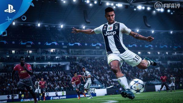 لعبة فيفا 2019