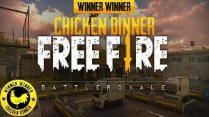 free fire winner