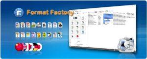 تحميل برنامج Format Factory
