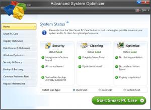 تحميل برنامج Advanced System Optimizer